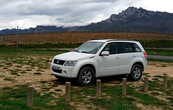 Alquiler de vehículos y transporte en Rioja Alavesa