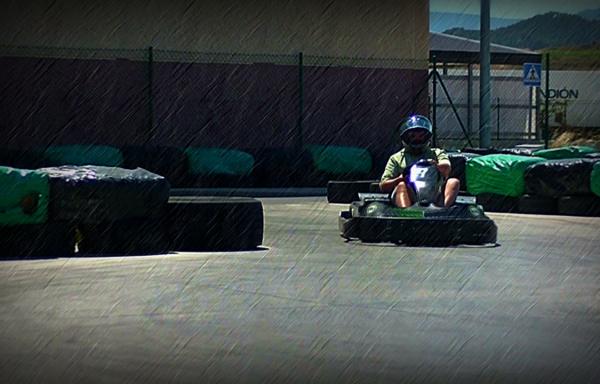 Karting en Rioja. Adrenalina, velocidad y respeto por el Medio Ambiente