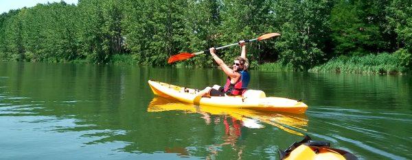 Kayaks, piraguas en Rioja Alavesa y Rioja Alta