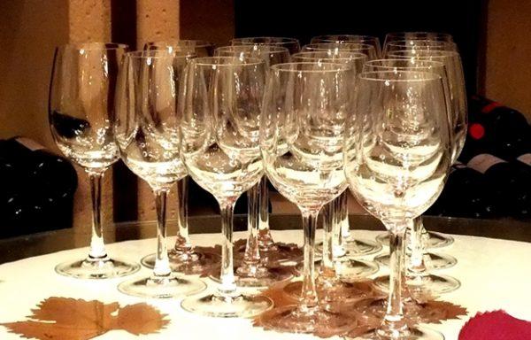 Curso de cata en Rioja. Vino y aceite.