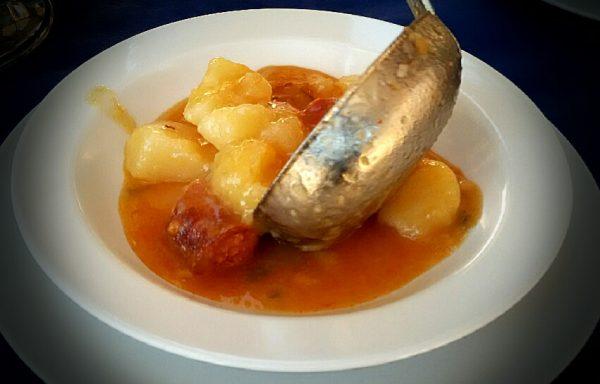 Comer cenar en Rioja