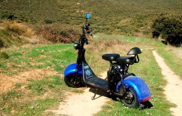 Ruta en moto eléctrica en Rioja Alavesa y Rioja Alta