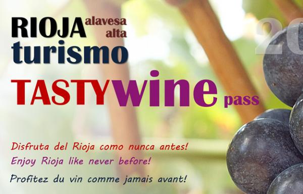 Rioja Tasty Wine Pass